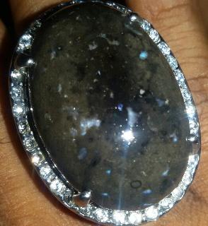 membuat hitam black opal bledug