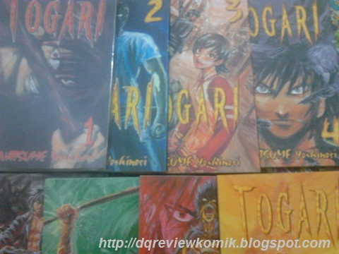 Review Komik Togari