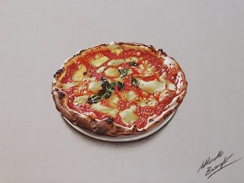 13-Pizza-Graphic-Designer-Illustrator-Marcello-Barenghi-Hyper-Realistic-Every-Day-Items-www-designstack-co