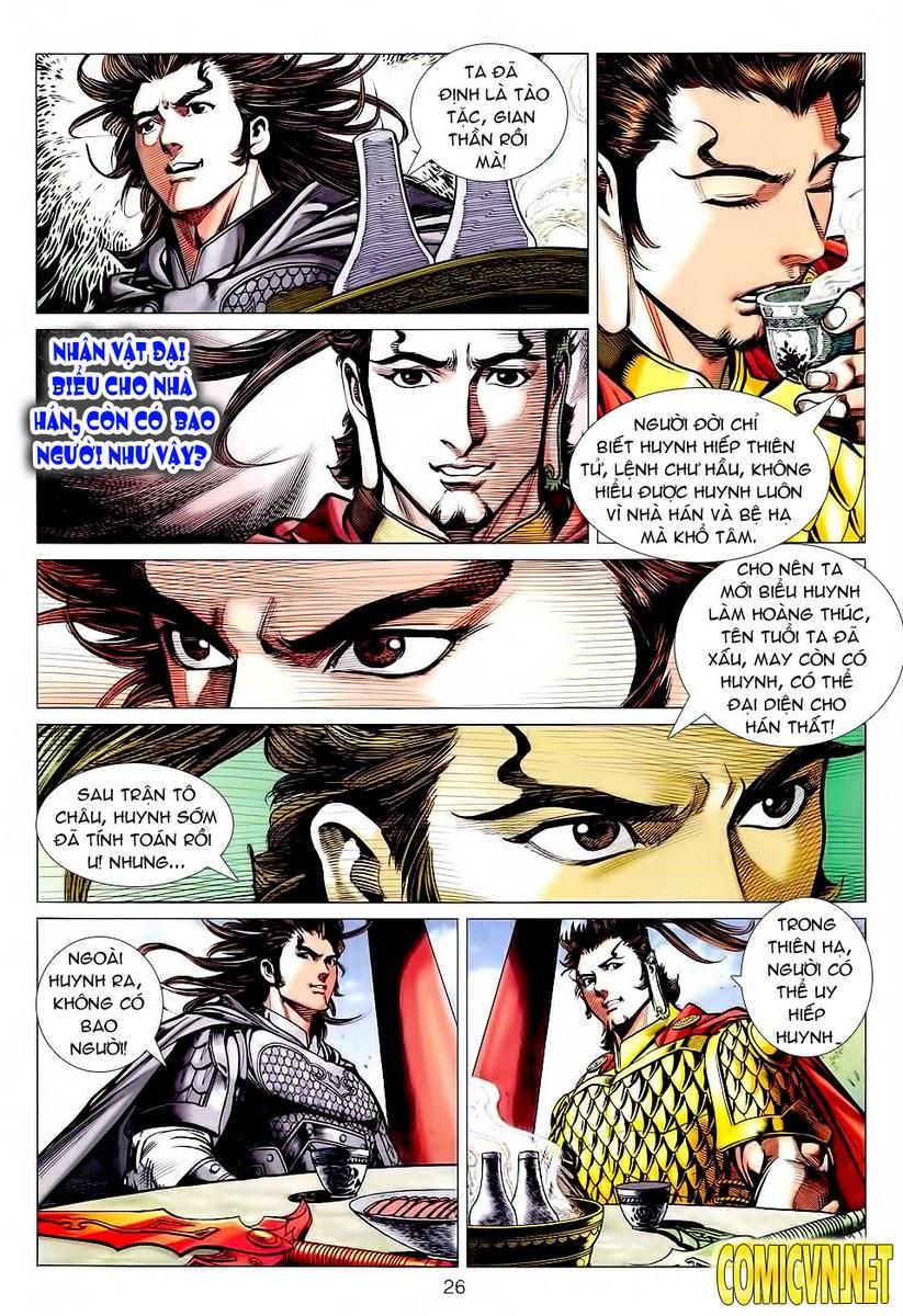 Thiên Tử Truyền Kỳ 7 - Tam Quốc Kiêu Hoàng: Chapter 51