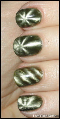 china glaze cling on swatches and review