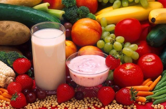 dieta, jogurt, odchudzanie