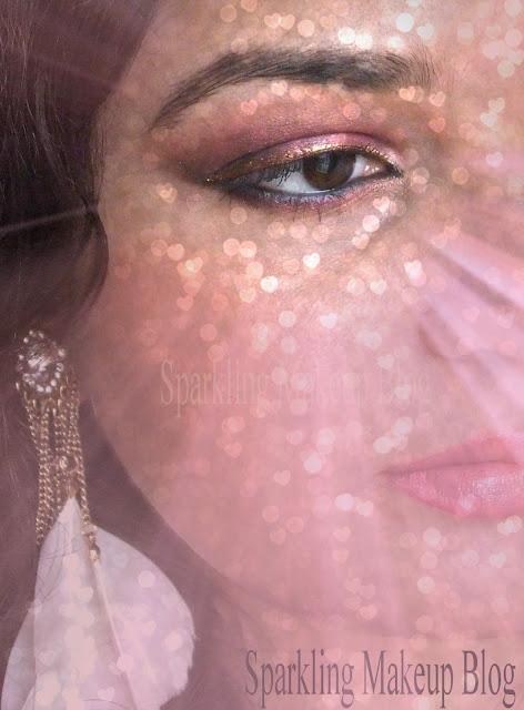 Sleek Makeup Oh So Special,MUA pearl shadow 25, Mua blusher #3, Classic lipstick #53, Luscious Shimmer Fairy Dust, Mua eye primer, Mua brush on pen concealer, Color studio soft kohl jasmine, Karaja Kohl pencil, Maybelling Colossal Kajal, Mua liquid eyeliner#3,