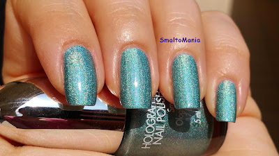 Pupa Holographic n.32 Holographic Emerald