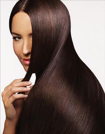 rambut wanita