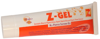 Natural First Aid with Z-Gel