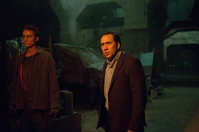 Nicolas Cage enfrenta fantasma impiedoso em Pay The Ghost com Sarah Wayne Callies - imagens e trailer do terror