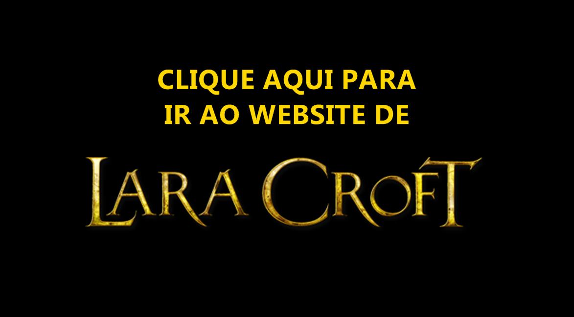 Site Oficial de Lara Croft