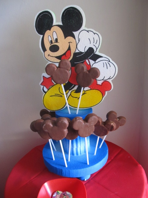 DECORACION MICKEY MOUSE FIESTAS INFANTILES Y RECREACIONISTAS ...