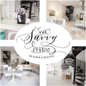 The Savvy Studio Workshops