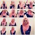 Cara Memakai Jilbab Modern Mewah