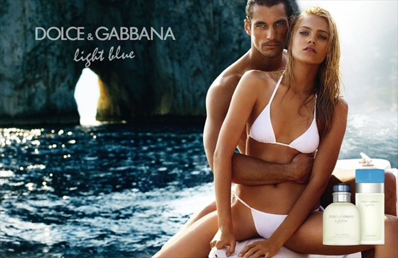 Dolce and Gabbana's Light Blue for Women