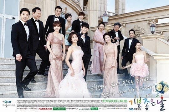 "Drama Korea ""Glorious Day"""