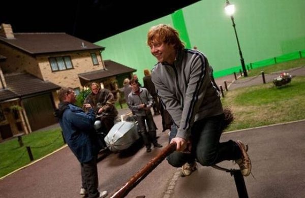 Behind the Scene Pembuatan Film Harry Potter