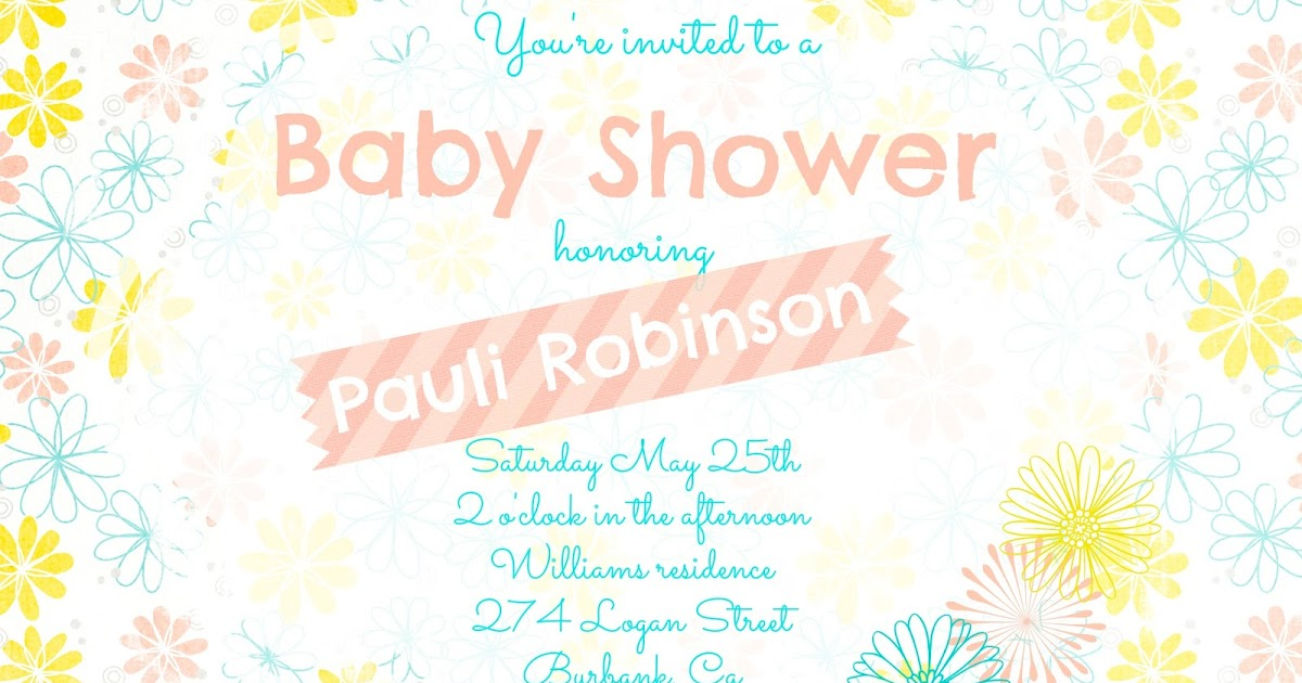 sweet pea pod new baby shower invitations