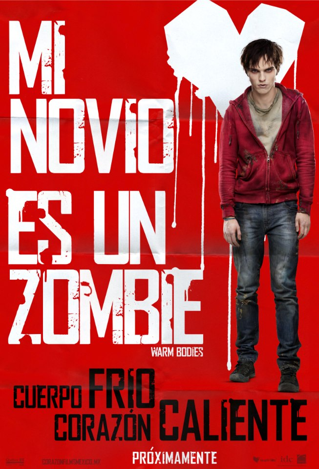 Mi Novio Es Un Zombie (2013) Online Latino