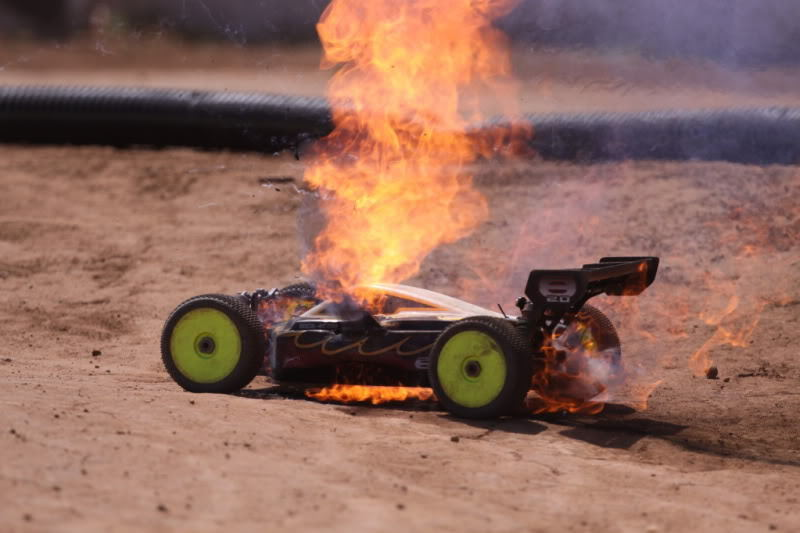Rc Car Lipo Battery Fire