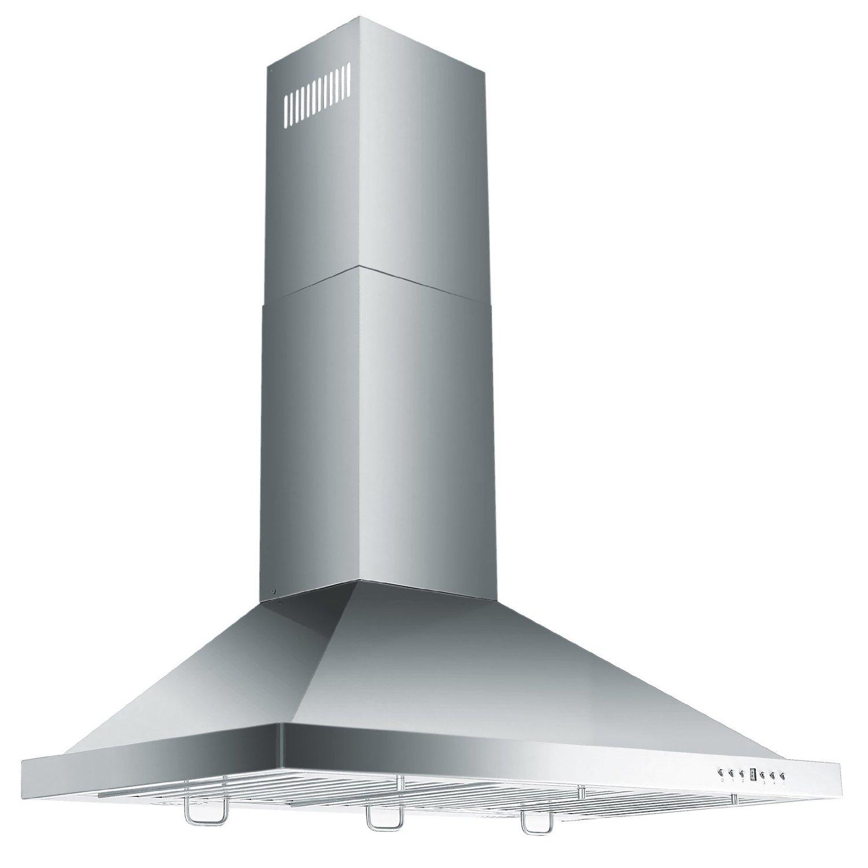 Stove Vent Hoods ~ Range oven hoods wall mount