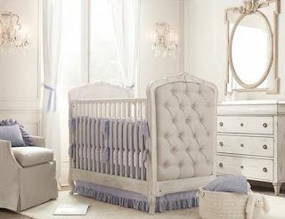 dormitorio vintage bebe