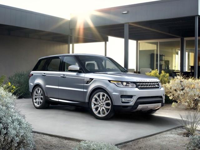 Range Rover Sport new 2014