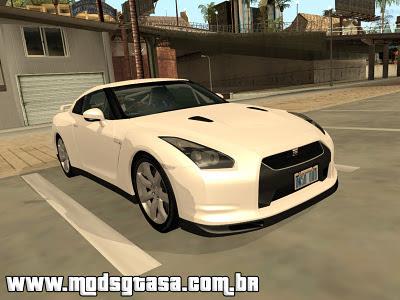 Nissan GT R R35 Spec V 2010