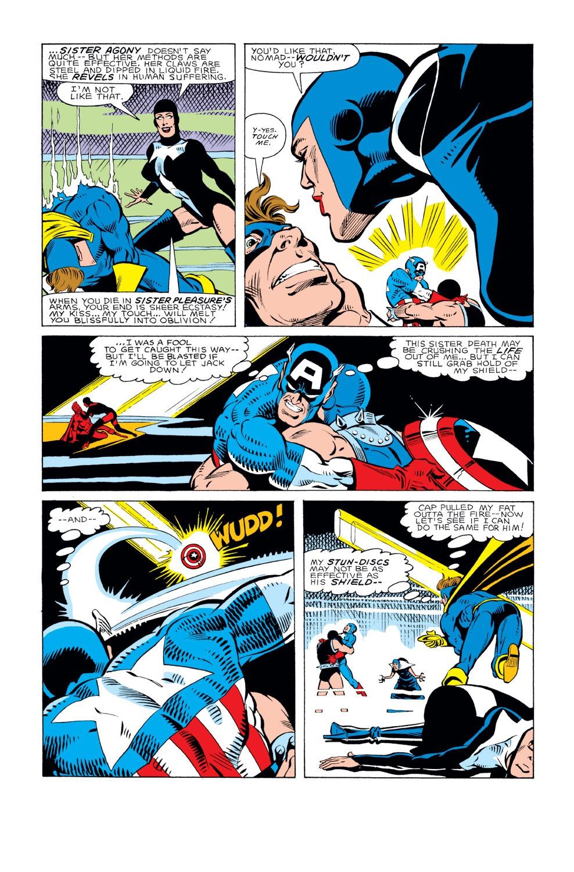 Captain America (1968) Issue #295 #223 - English 17
