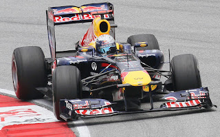 Gambar Mobil Balap F1 Red Bull 06