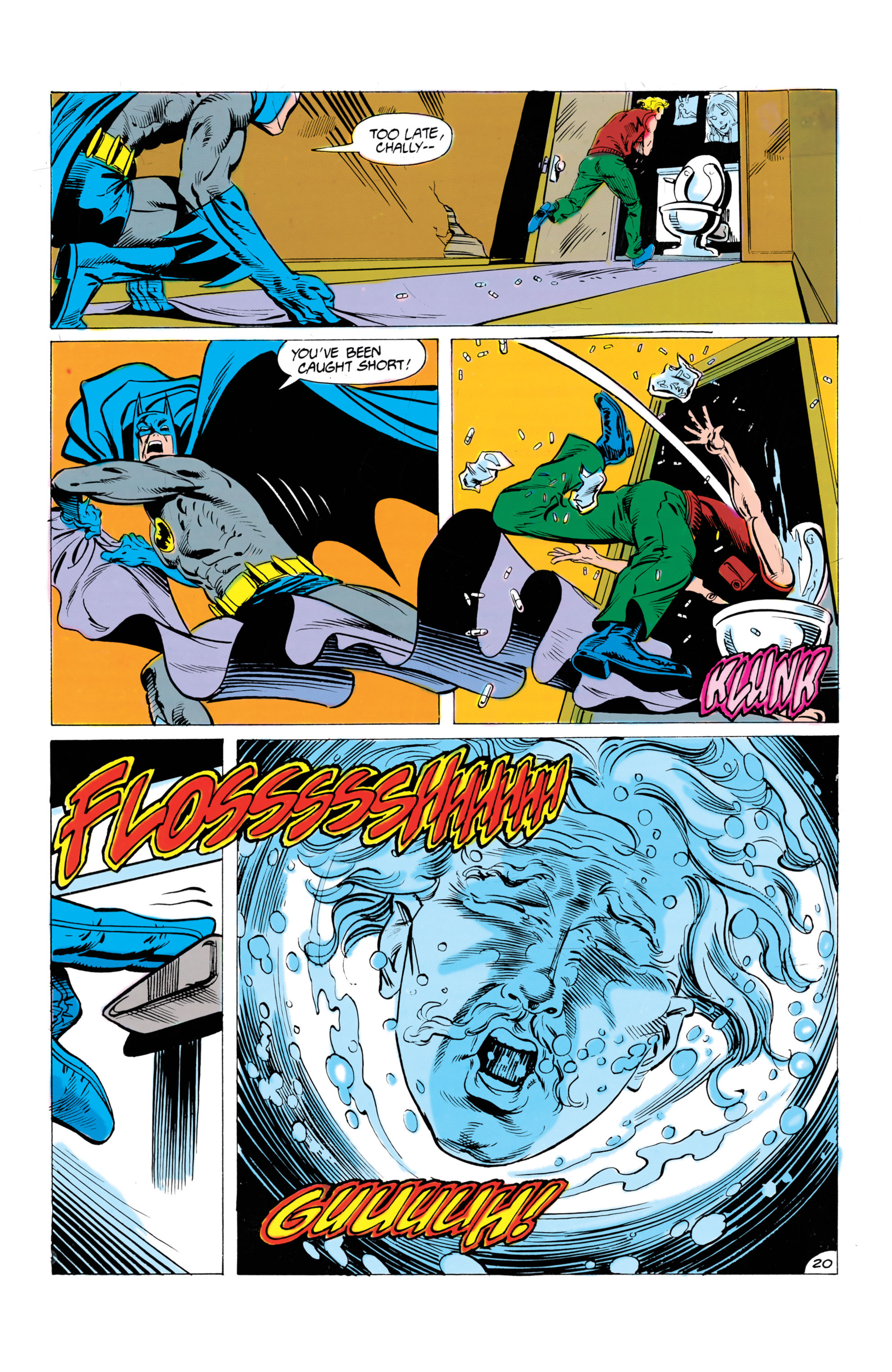 Detective Comics (1937) Issue #583 Page 21
