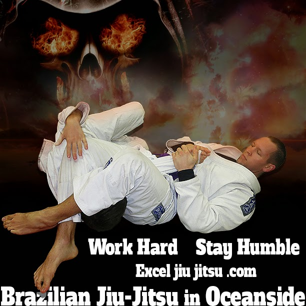 Oceanside Martial Arts Dojo specializing in the art of Jiu Jitsu learn Arm locks BJJ technique