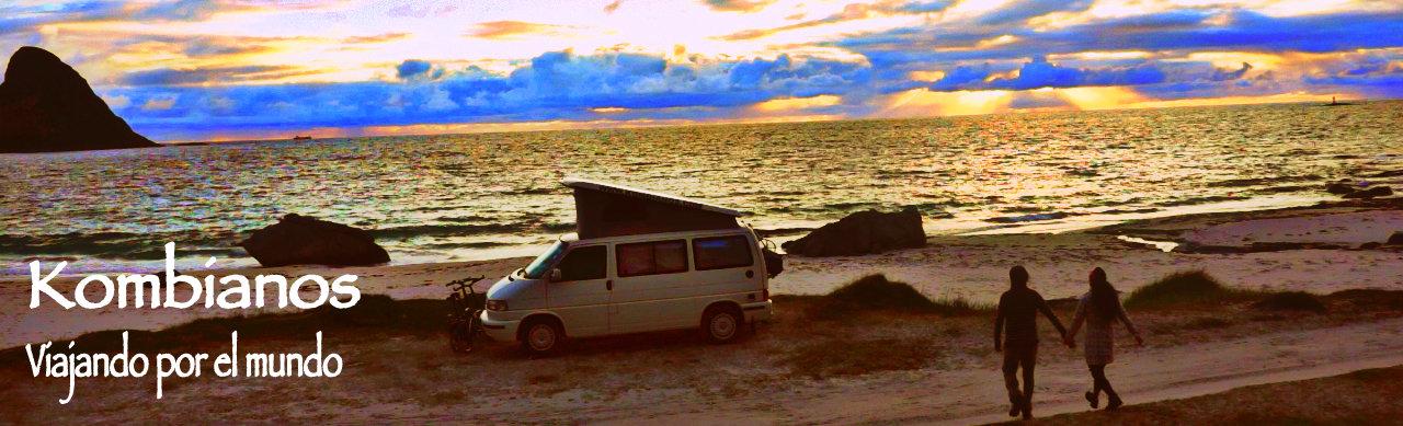 KOMBIANOS - Viajando por el mundo