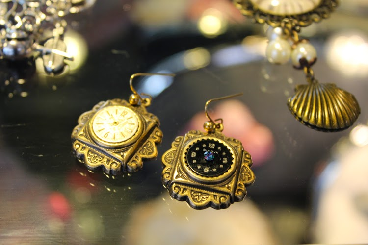 Vintage and steam punk inspired handmade jewellery