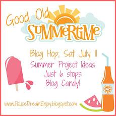 Blog Hop!
