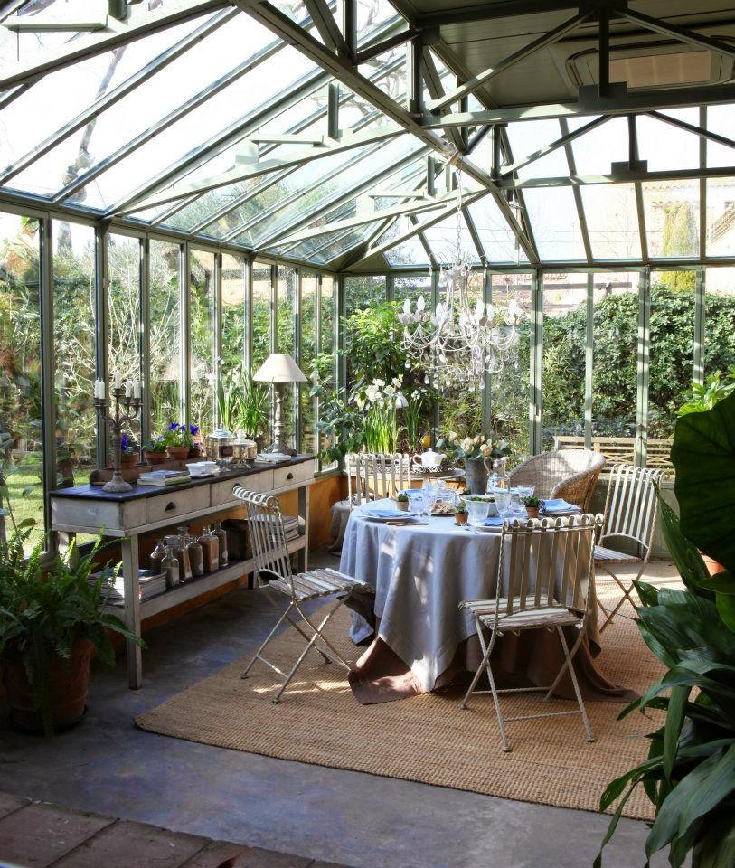 Les hamaques relax exclusivo en el ampurd n hotels with - Invernadero en terraza ...