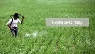 Pertanian, Ciri-ciri Negara Berkembang