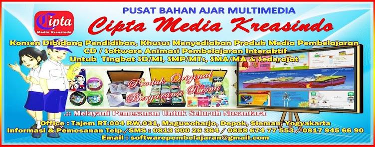 CD ANIMASI INTERAKTIF SMA / SMK KURIKULUM 2013