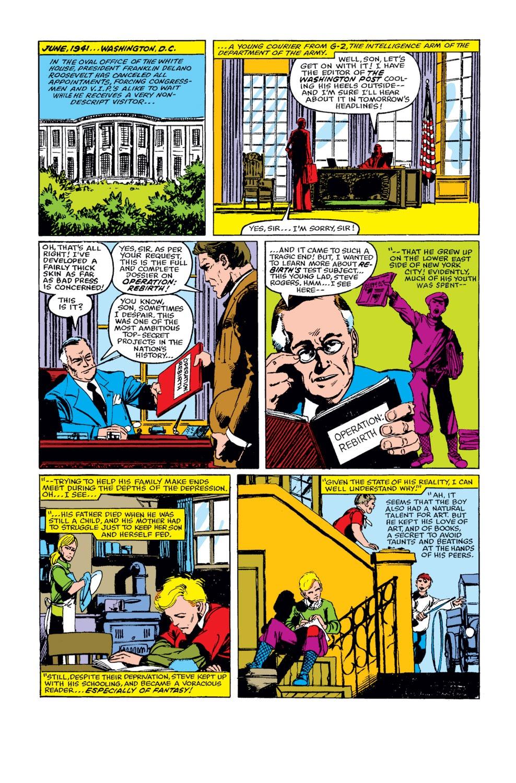 Captain America (1968) Issue #255 #170 - English 3