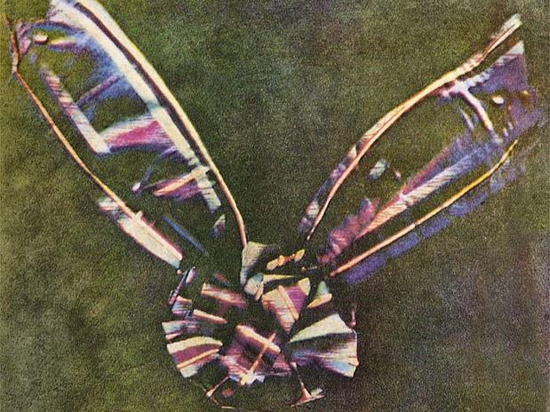 La primer fotografía a color