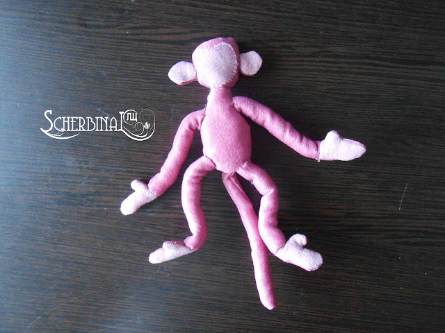 как сшить обезьянку мастер-класс