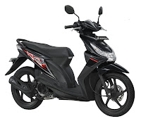 honda beat CW Rock Black