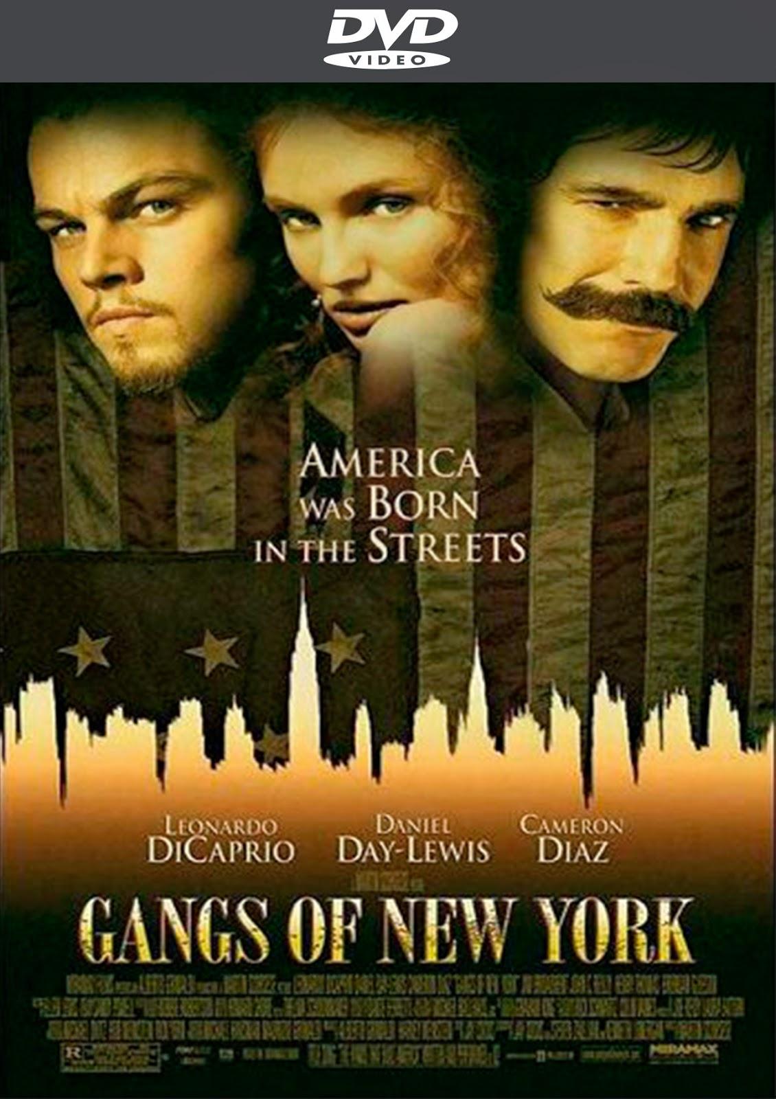 Pandillas de Nueva York [2002] [Latino] [DVD Full]
