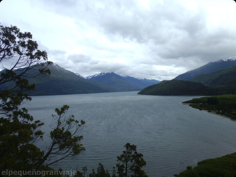 Lago Puelo, patagonia, senda, sendero, mirador