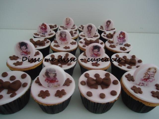 Disse me disse cupcakes jolie - Jolie cupcake ...
