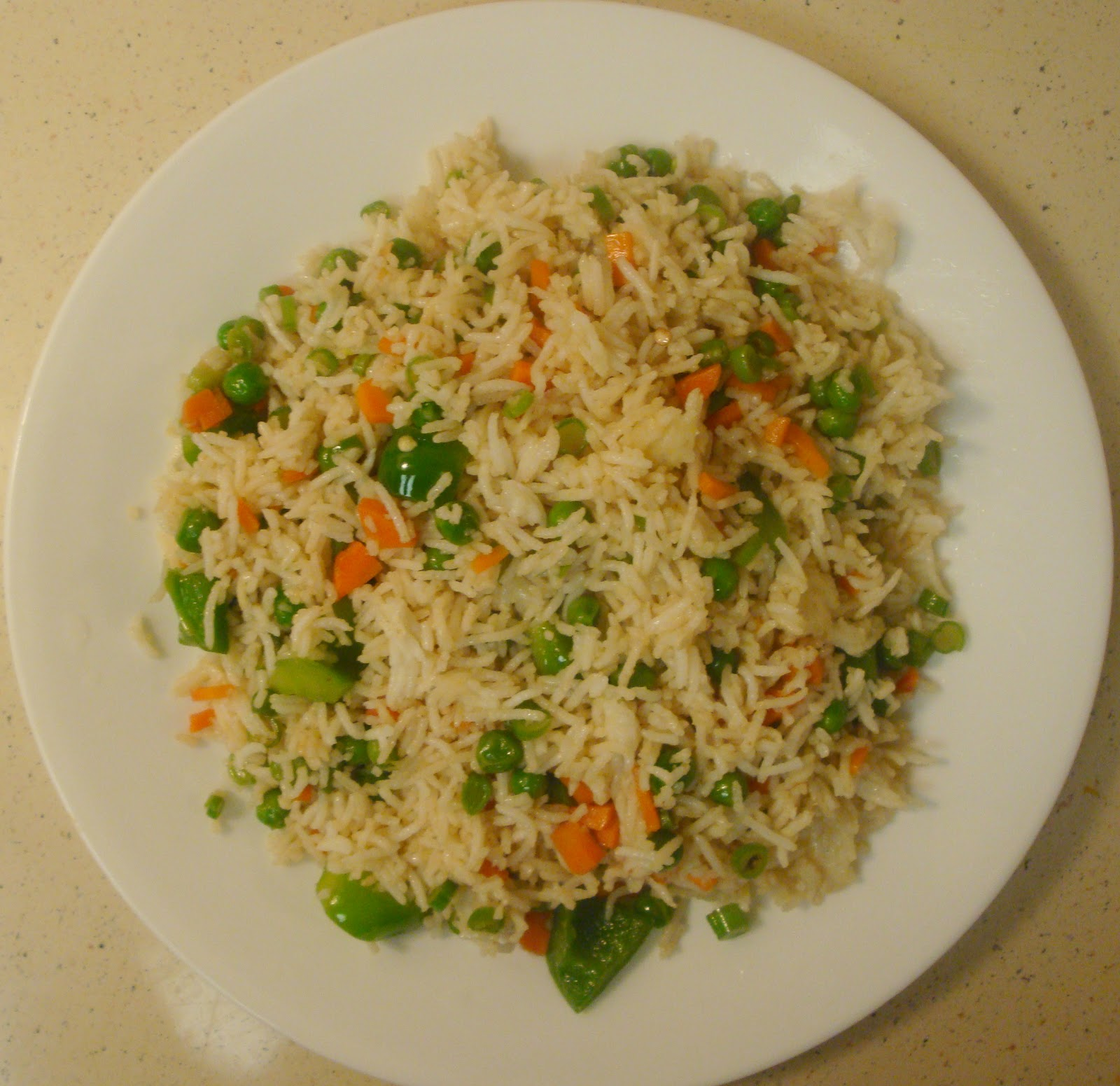 Indian Recipes: Vegetable Fried Rice