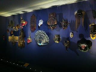 masques théâtre indien