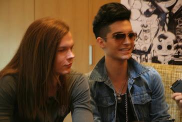 Georg*-* und Bill