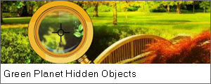Green Planet Hidden Objects