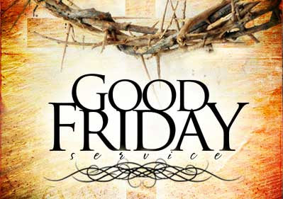 CALLED: GOOD FRIDAY and Easter Sunday Service