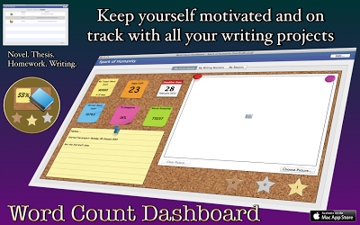 Word Count Dashboard Promo