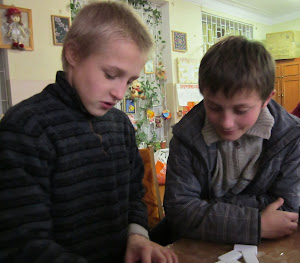 Vitaliy and his Friend