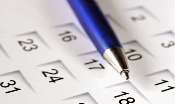 Calendario PIS 2015